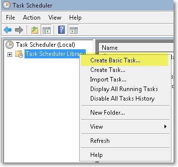 basic task